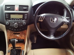 HONDA ACCORD EXECUTIVE AUTOMATIC