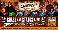Zombiefest Mildenhall Sat 27th October !!