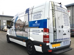 Van Wrapping / Van Graphics Wraps / Vans Branding / Commercial Fleet Wraps /Commercial Vehicle Graphics