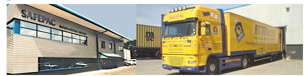 Safepac International Removals